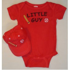 Little Guy Onesie & Cap