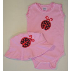 Lady Bug Gift Set
