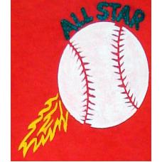 All Star Baseball T-Shirt