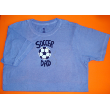 Soccer Game Dad Tee