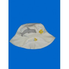 Dolphin Floppy Hat