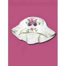 Butterfly Floppy Hat