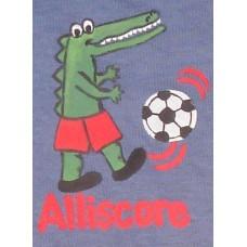 Alligator Soccer T-Shirt