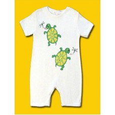 Happy Turtles Romper