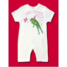 Little Princess Frog Romper