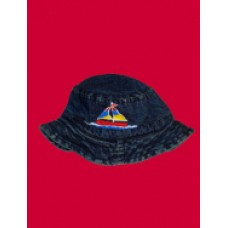 1st Mate Denim Hat