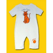 Little Tiger Romper