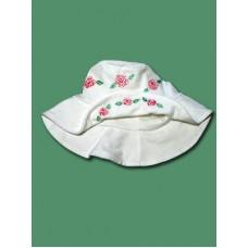 Princess Rose Floppy Hat