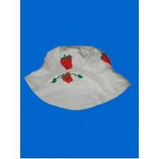 Strawberry Forever Floppy Hat